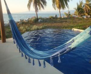 NZ's blue hammock
