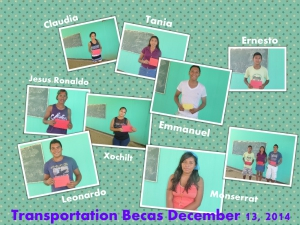 Transport Beca Distribution dec 13 2014 first